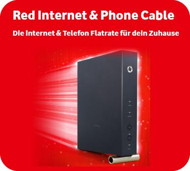 Vodafone – RedCable